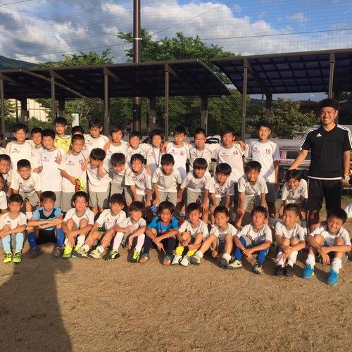 【U-12所属選手専用】U-12合同練習