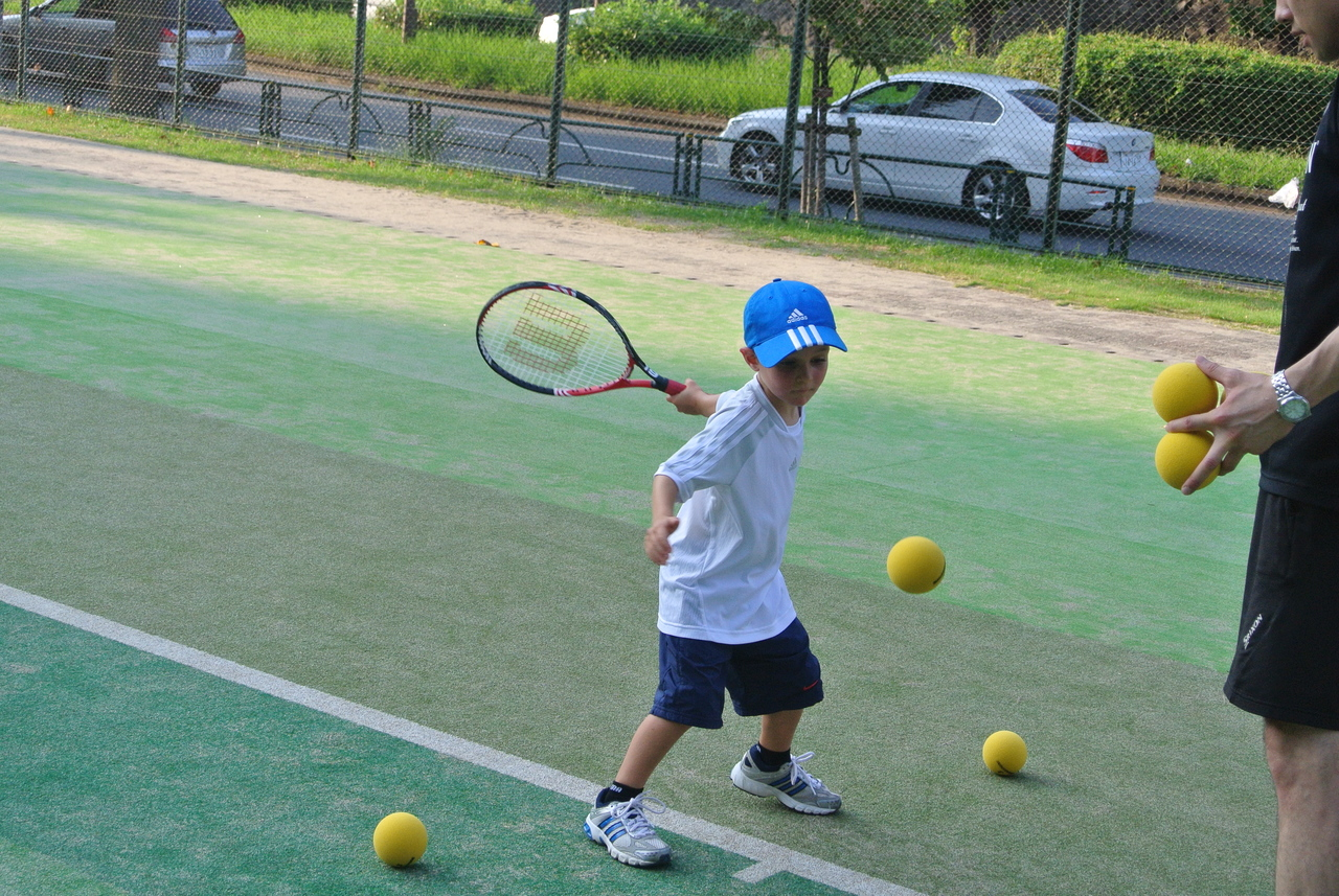 [4-7歳]ENJOY TENNIS