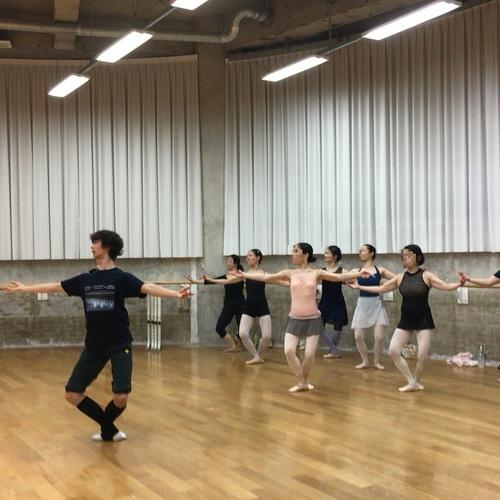 2018-2019 年末年始特別クラス 石田 亮一 先生 「重心を見つけて動きに活かす(基礎レベル)」