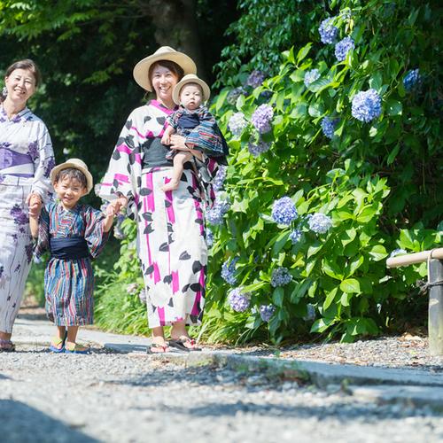 【8月】親子で自然な撮影が体験できる!『出張撮影』☆