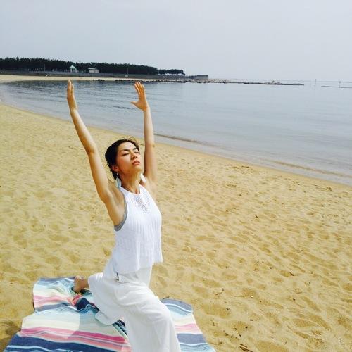 夏休み特別イベント  体幹トレーニングヨガ体験レッスン