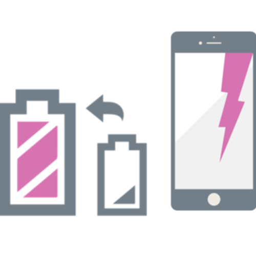 iphone修理 液晶破損・バッテリー交換
