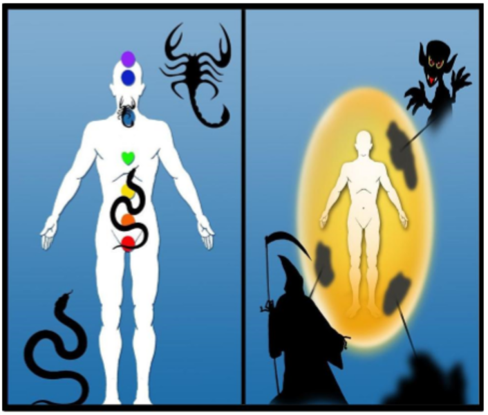 【AT】闇のエネルギー的存在を除去する方法+α 伝授会