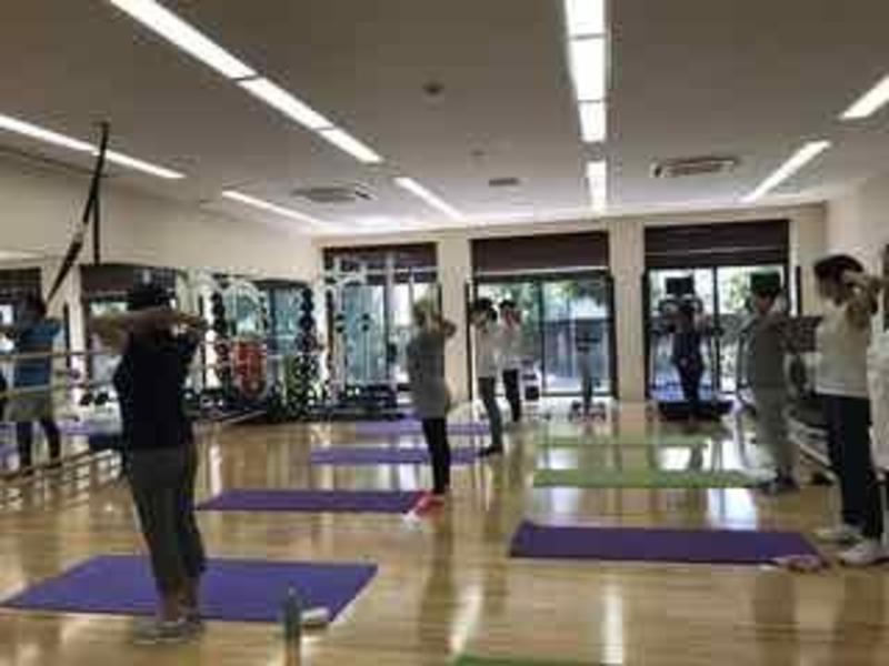 元気になろう!CFリハビリフィットネス教室(体力回復  )1月7日(月)10:00〜11:00