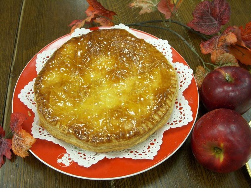 リンゴのお菓子 アップルパイ