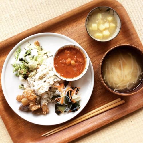 鎌倉お家で出来るマクロビ料理