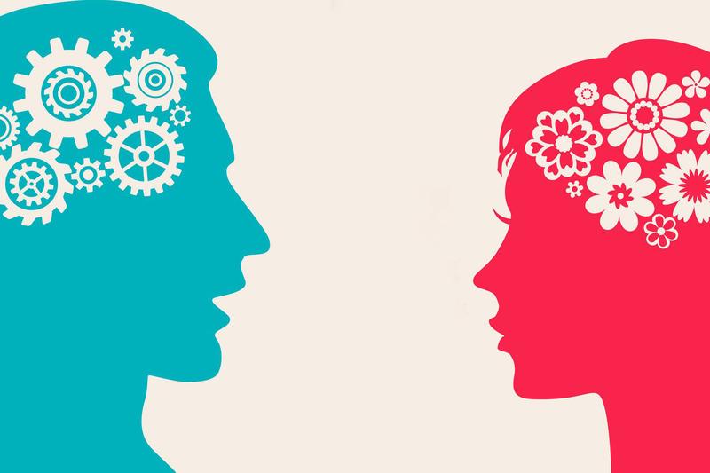 8/27「性差の境界」 おとこ♂とおんな♀、どこにちがいがあるのだろう? @きくちさかえさんのジェンダー講座