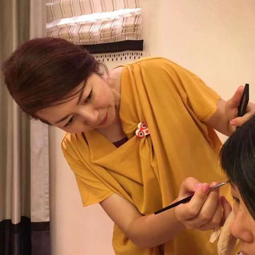 7/27(木)・8/19(土)『美肌メイクを学ぶ』 メイクアップアーティスト・松尾祐子