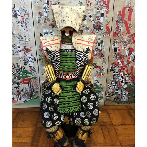 「徳川家康」の甲冑体験 プレミアム甲冑で笹尾山散策!