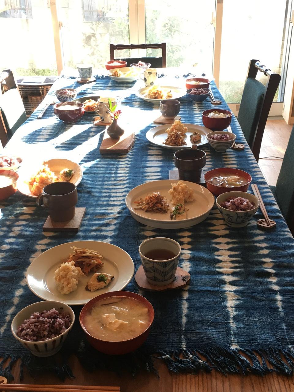 兵庫県開催、家族と私の健康のために、毎日食べたい作りたい 発酵食料理Basic講座2期