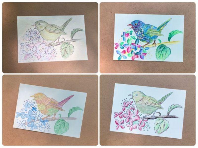 コトリヨガ「小鳥の声を聞きながらのヨガとアート」