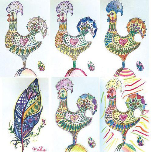 【コトリヨガ】小鳥の声を聞きながらのヨガとアート