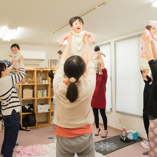 【フォーラム】ベビーヨガ(赤ちゃん体操)★ぴよぴよクラス★