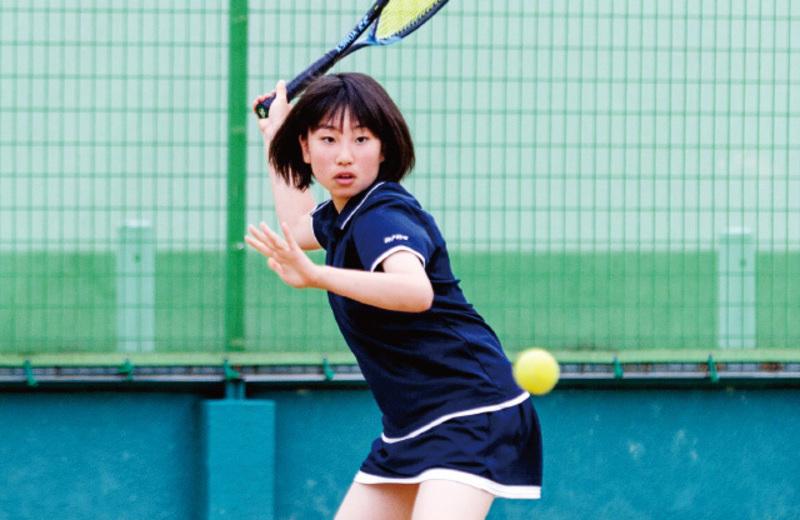 【9月9日(日)部活動体験会】キ)女子テニス部