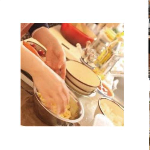 基本の和食「しあわせごはん人気メニュー♪」 in木のキッチン