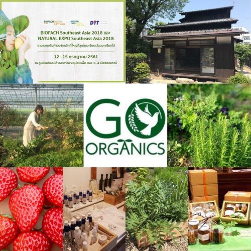 7/29(日) Go Organics みんなで集まろう会