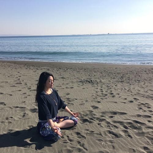瞑想ヨーガ  KIM