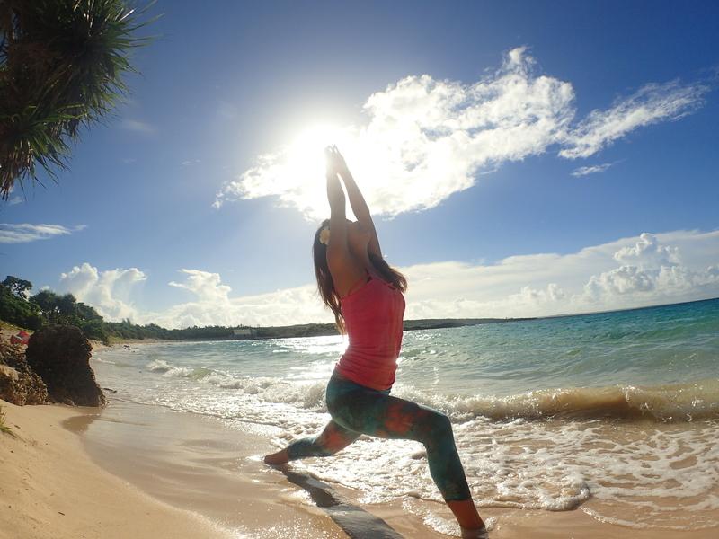 Yin Yang Yoga (太陽と月のヨガ) LIZ