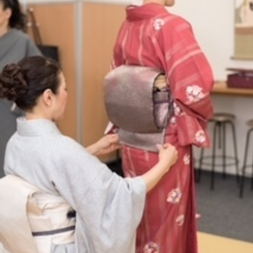 「礼子塾」15分で着れる着付け教室🔰初級 (お太鼓結びで着物が着れます)