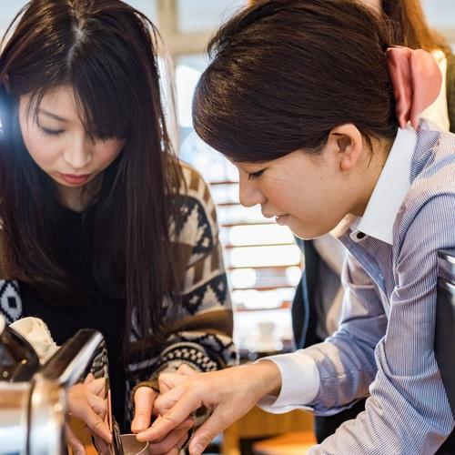 【開催店舗:茨城大学ライブラリーカフェ店】ラテアートセミナー