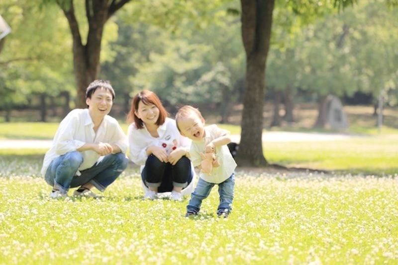 2017年★絆Photoセッション★秋の子どもと家族の撮影会@堺市大仙公園