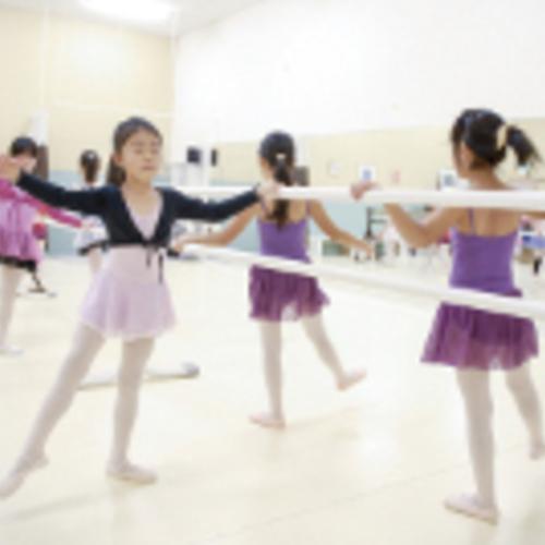 子供バレエ(中級)