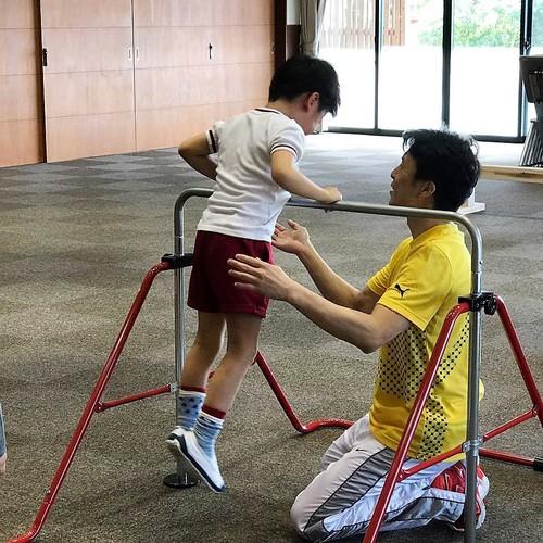 小学1~3年生クラス☆ジョージ先生の楽しい体幹トレーニング教室無料体験@網干