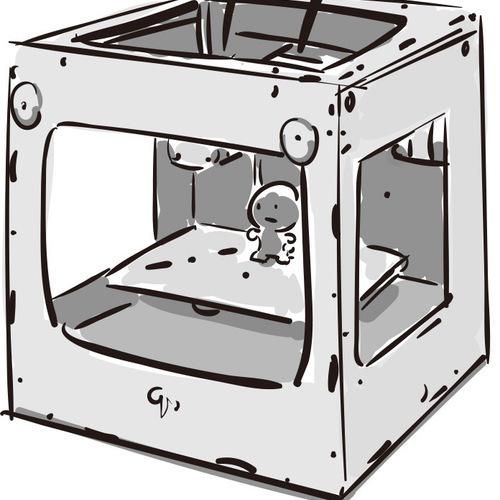 デジタル工房 3Dプリンター