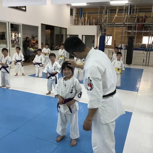 《岸和田》🥋少年部Aクラス