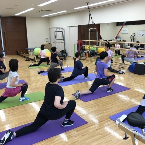 入門キャンサーフィットネス教室(運動初心者向け)11月5日(月)13:00〜14:00