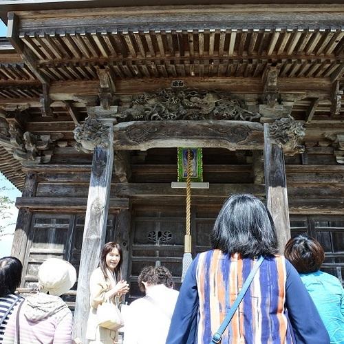 名工・石川雲蝶の作品をたっぷり堪能するバスツアー