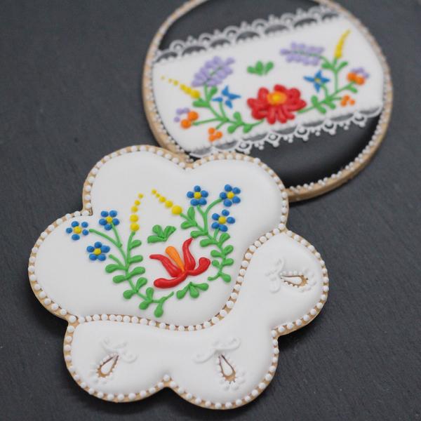 【スキルアップ】ハンガリー刺繍レッスン
