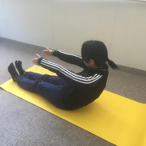 ピラティス講座!〜体軸ピラティスで機能的な体作り〜
