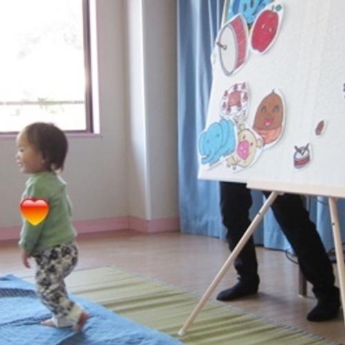 1歳児の遊び方教室@草津