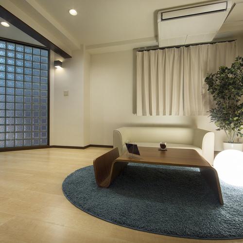 澀谷溫暖的ゆう|徹底的私人溫暖放鬆休息室