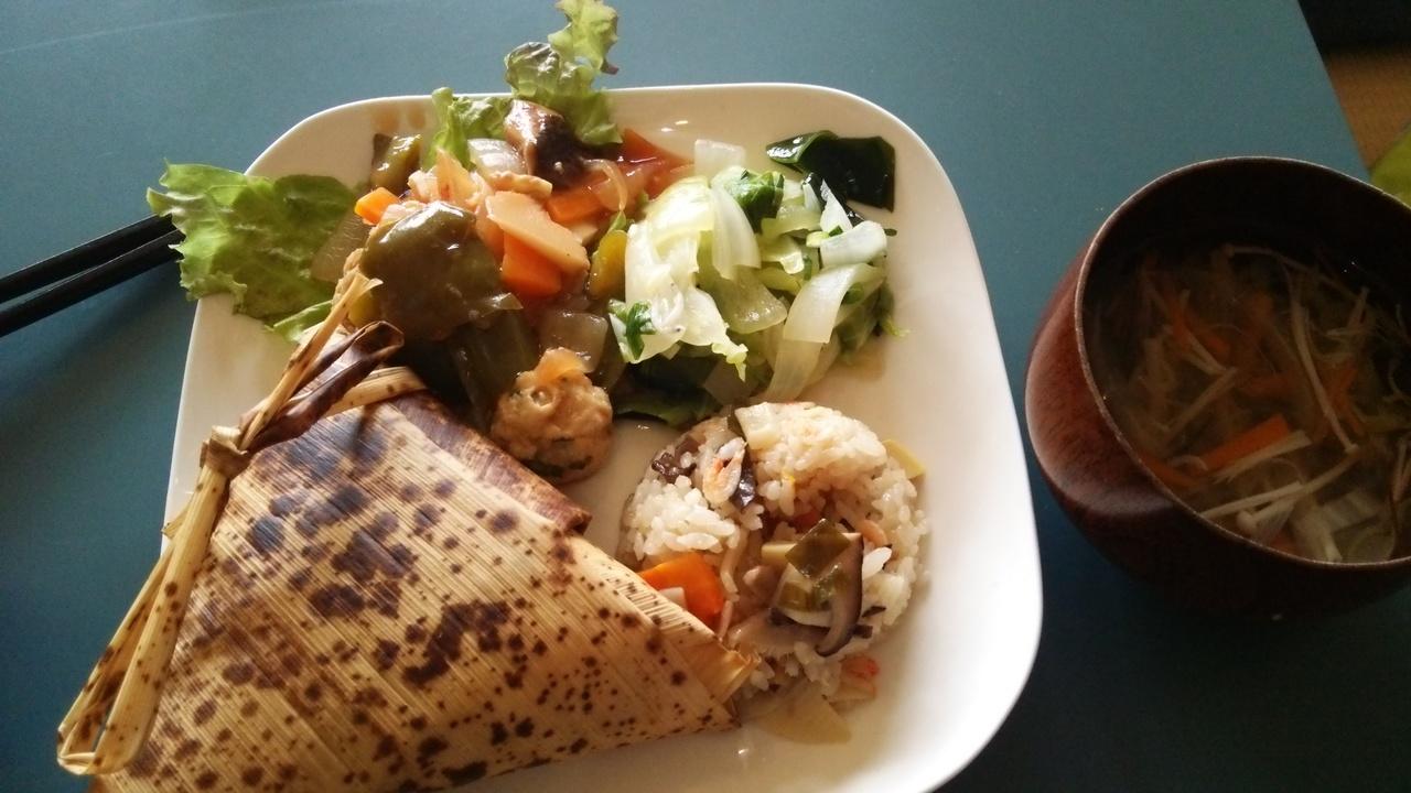 食育特別講座「子どもの日レシピ&柏餅の会」