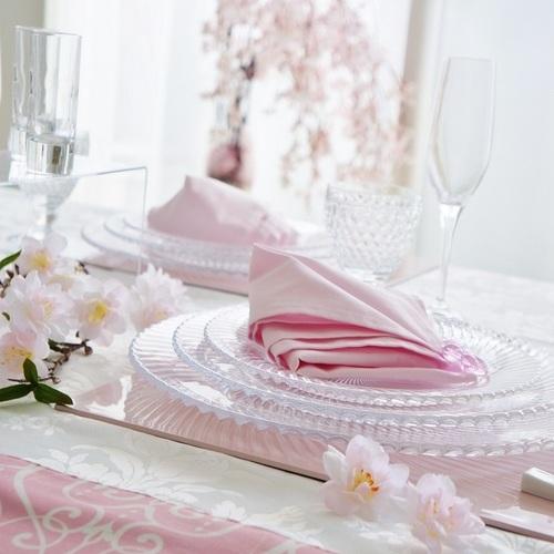 【クリスタルdeひな祭】おもてなし料理&テーブルコーデ♪