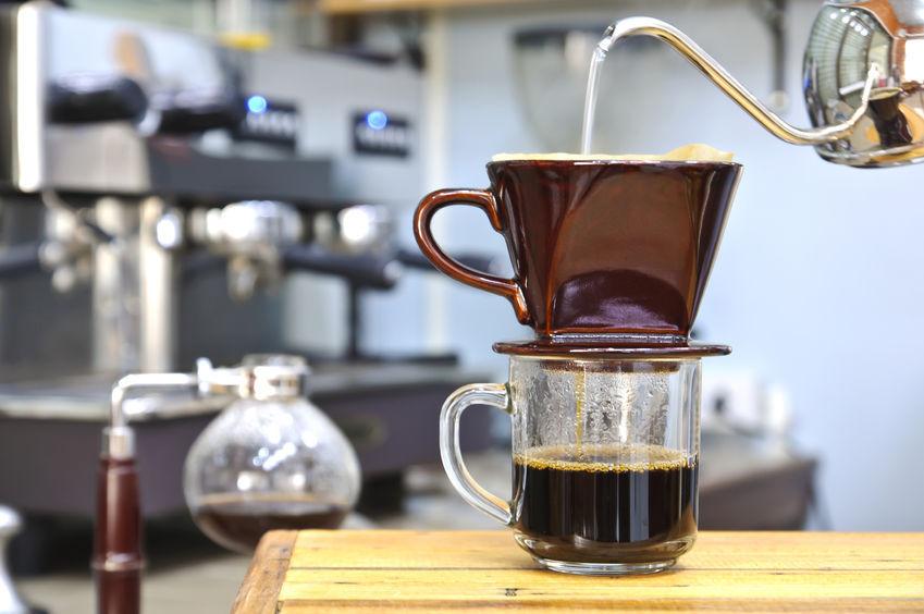 『新生活のためのコーヒー教室』