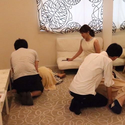 【マタニティスクール➌】~立ち合い出産サポート編~
