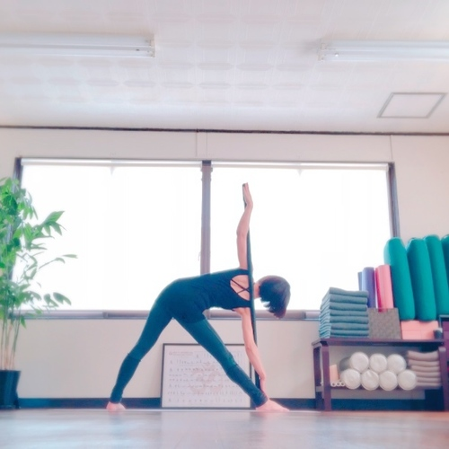 背中美人yoga