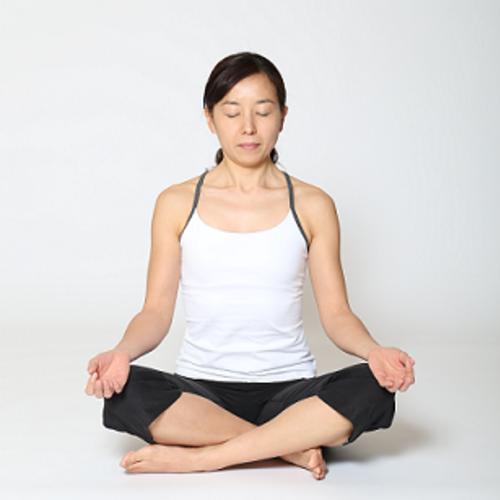 朝の瞑想会