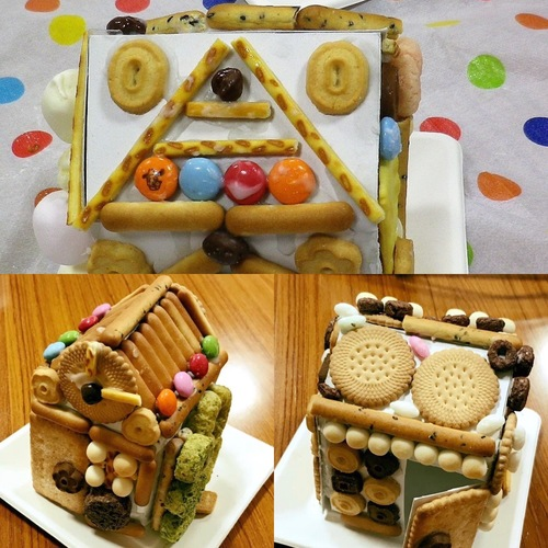 【2/3開催】お菓子の家を作ろう! in つくば