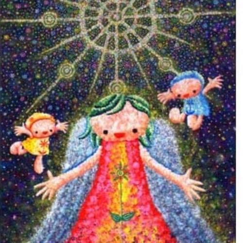 12/14  村田のりみちさん×おそうじ師くろちゃんのお話会&スピリチュアルアートセッション会