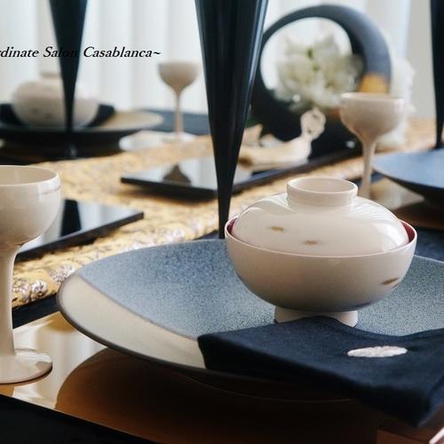 【中秋の名月】おもてなし料理&テーブルコーディネート♪