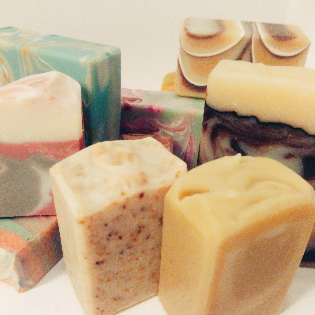 1/26(sat) 手作り石鹸教室 マロンの石鹸 東銀座