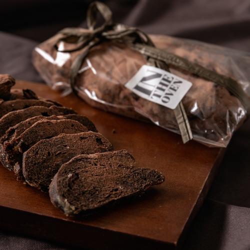 自家製酵母パン!チョコの贅沢シュトーレン2本&持ち帰り生地あり