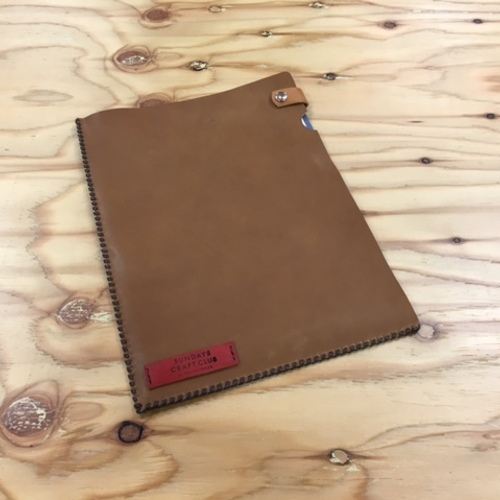 W-36 -LEATHER CRAFT- A4レザーファイル
