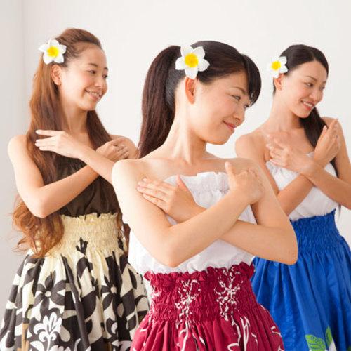 New! HULAエクササイズ♪ + yoga(子連れOK)