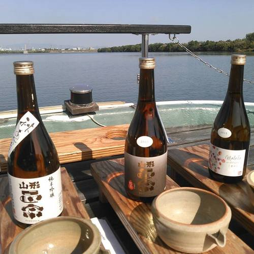 【Event】きき酒クルーズ枚方航路 Tasting SAKE Cruise on Yodogawa River