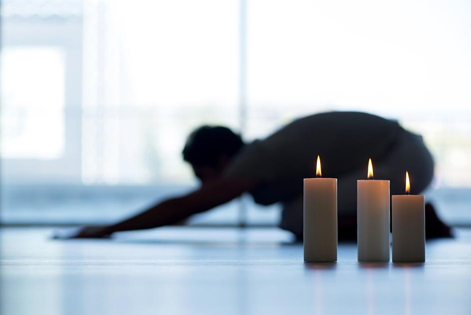 ナイトヨガ ー呼吸と瞑想ー